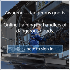 E-learning Course Awareness dangerous goods | Safetynet Academy E-learning Course Awareness dangerous goods (English)