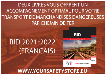 RID code French books | Safetynet Europe