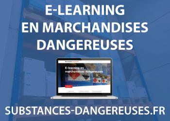 E-learning en marchandises dangereuses